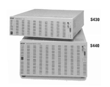 S400系列 电源生产测试系统